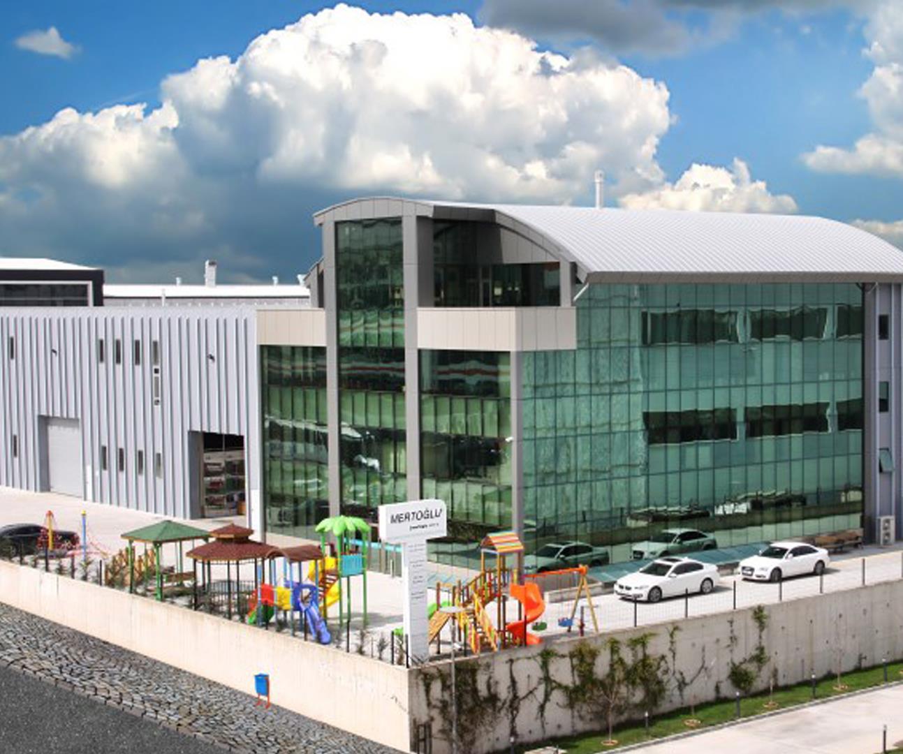 Yeni Fabrikamız