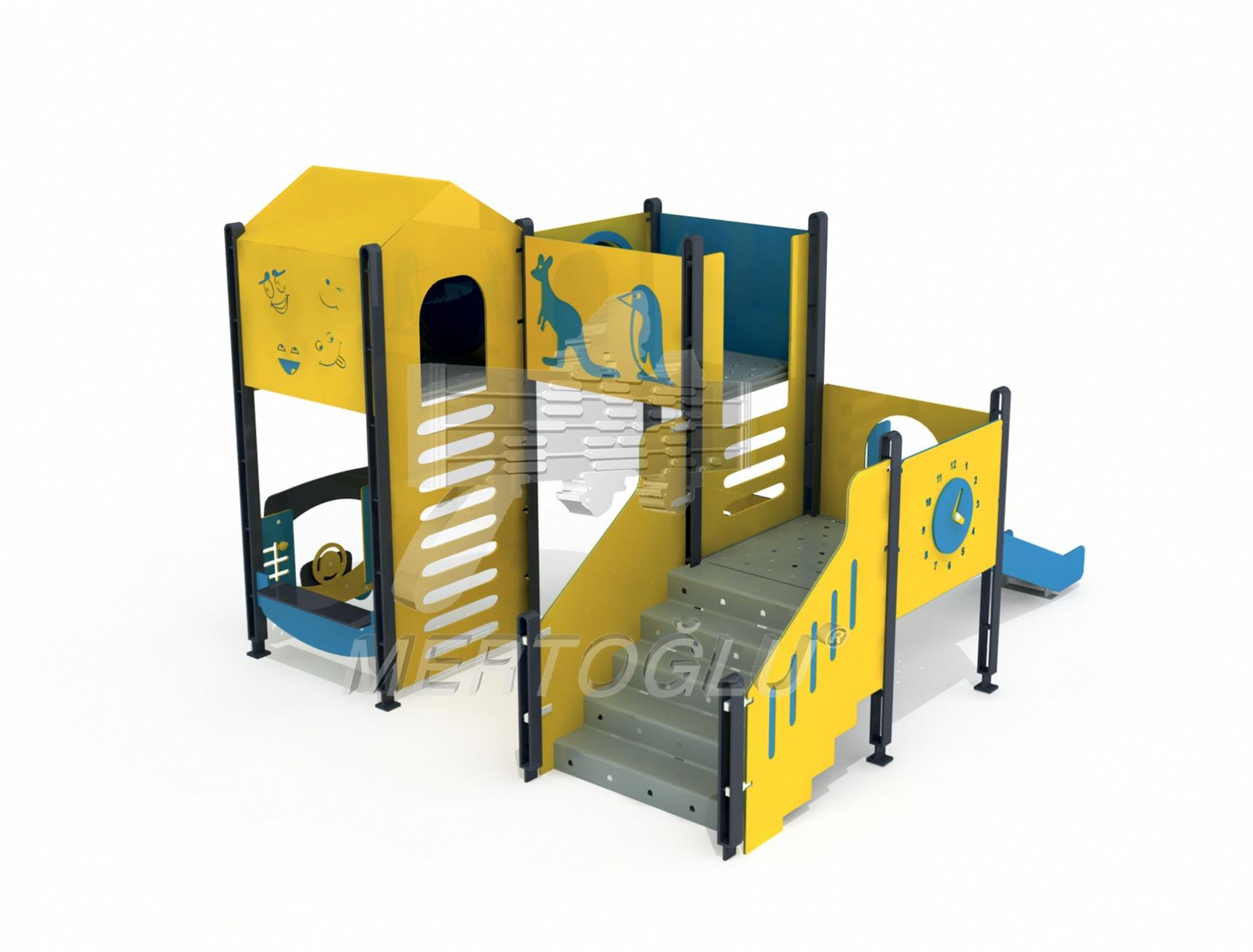 Duki Serisi Çocuk Parkı Mdk-701