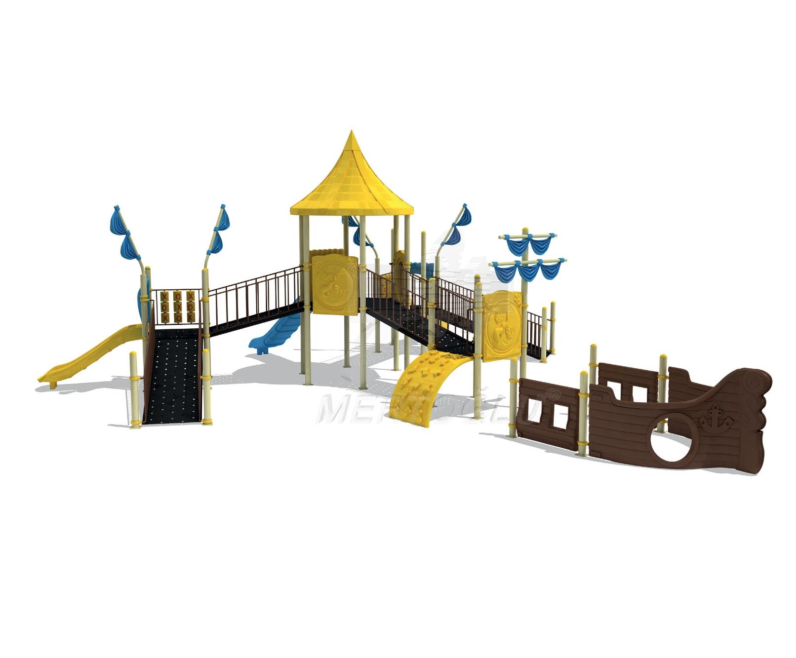 Engelsiz Oyun Parkları- Mes-504