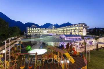 Antalya Çocuk Oyun Parkı Uygulamalarımız