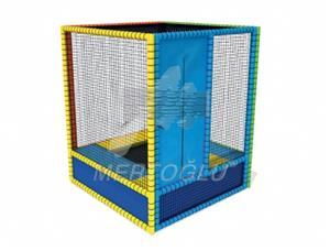 Dış Mekan 2,4 x 3,5m Trambolin-Mte-003