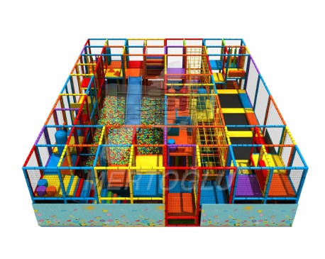 Softplay Top Havuzu Msp-011