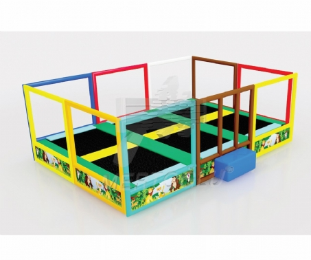 Softplay Trambolin Msp-022