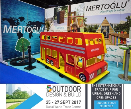 The Big 5 Outdoor Design & Build Show 2017 Dubai Fuarı gerçekleşti.