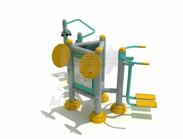Üçlü Fitness Aletleri-Mfs-032