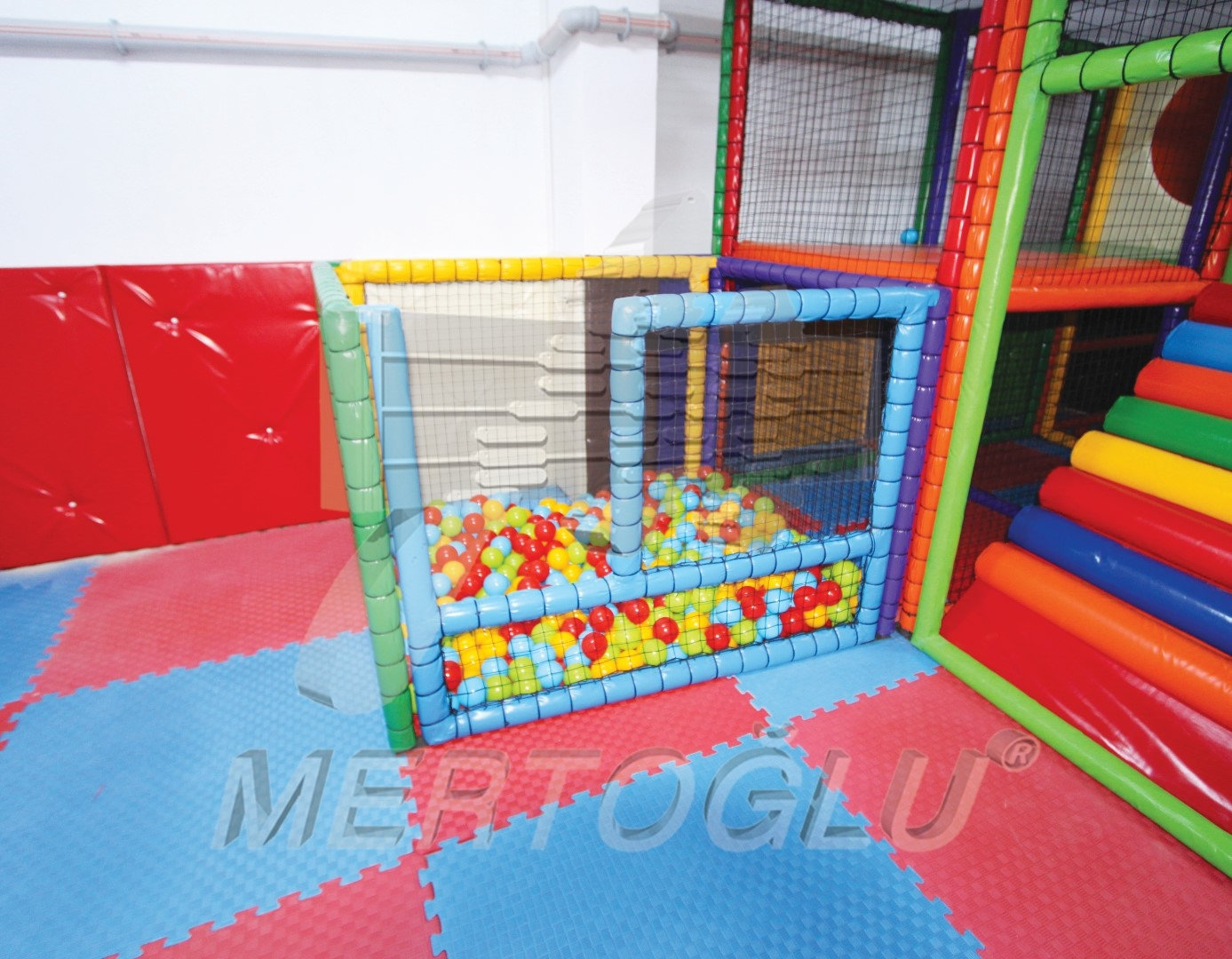 Softplay Top Havuzu Msp-001