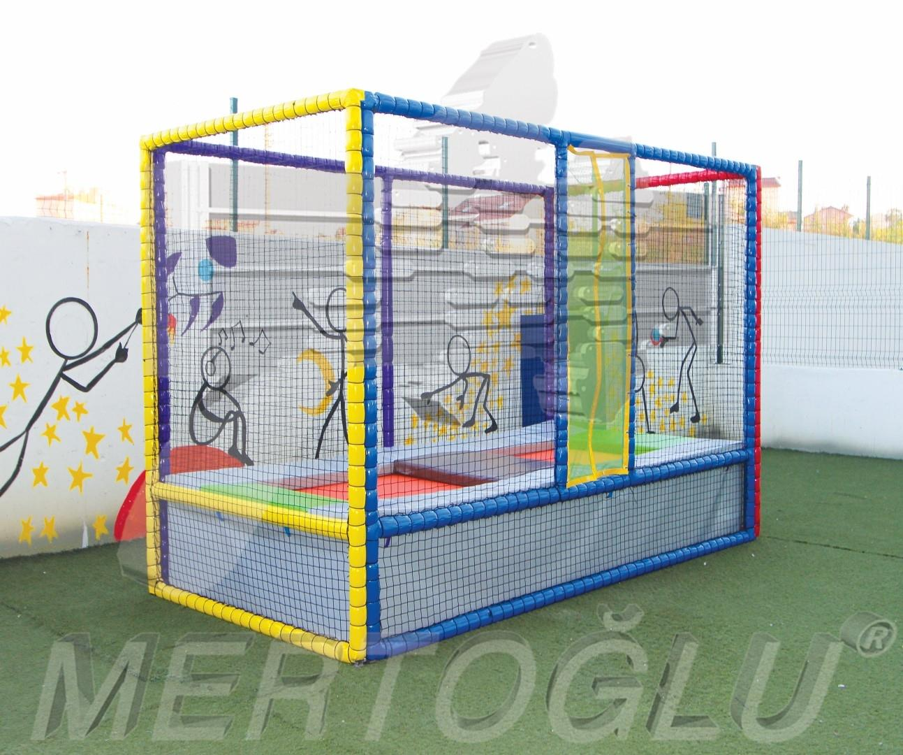 Softplay Trambolin Msp-018