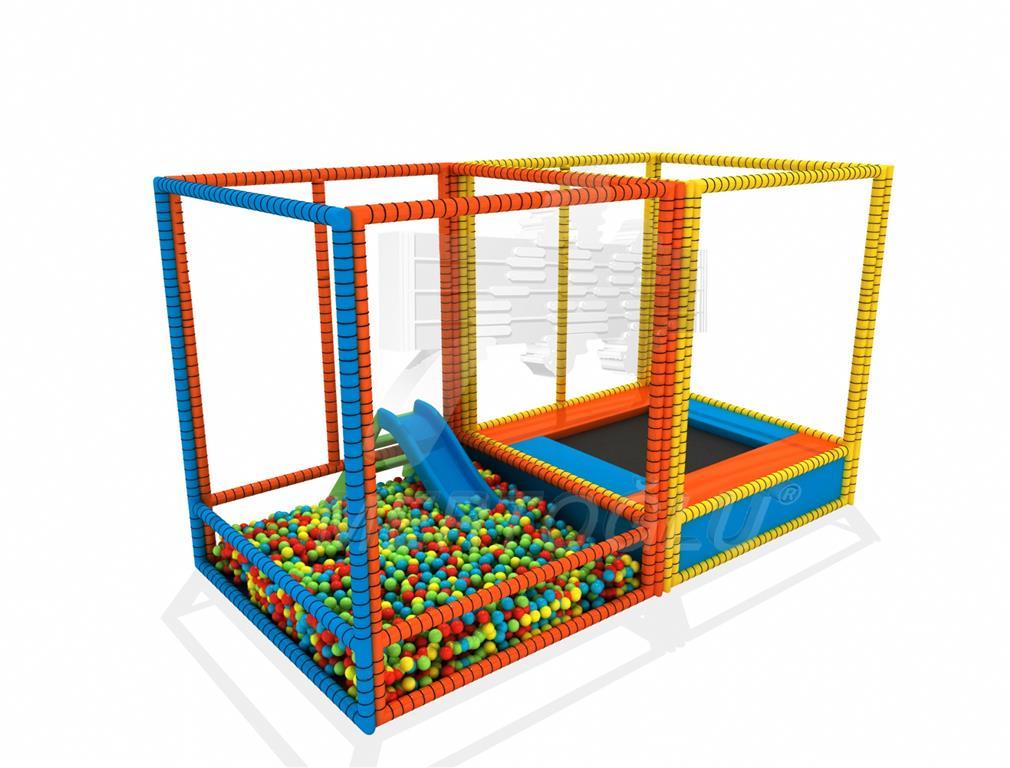 Softplay Trambolin ve Top Havuzu Msp-003
