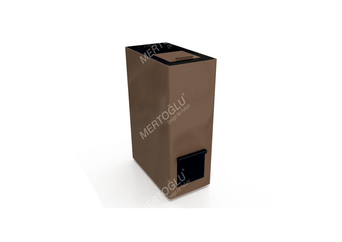 Sıfır Kayıp Projesi Ev Tipi Kompost Makinası Msa-103b